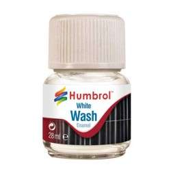Humbrol barva email AV0202 - Wash - White 28ml