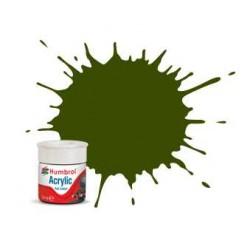 Humbrol barva akryl železniční AB2410 - No RC410 Maunsell Green - Matt - 14ml