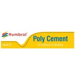 Humbrol Poly Cement Large AE4422 - lepidlo na plasty 24ml tuba