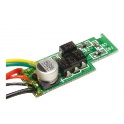 Příslušenství SCALEXTRIC C7005 - Incar Conversion Digital Chip (A) for Single Seat Cars