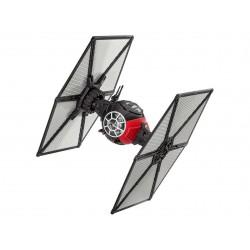 Build & Play SW 06751 - First Order Special Forces Tie Fighter (světelné a zvukové efekty)