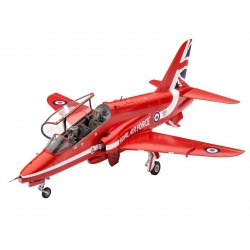 ModelSet letadlo 64921 - Bae Hawk T.1 Red Arrows (1:72)