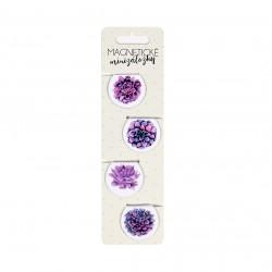 Minizáložky - Kvety
