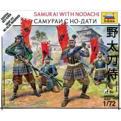 Wargames (SB) figurky 6405 - Samurai with nodachi (1:72)