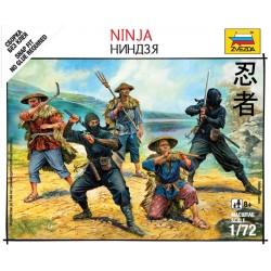 Wargames (SB) figurky 6406 - Ninja (1:72)
