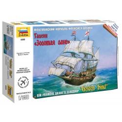 Wargames (TS) loď 6509 - Golden Hind (1:350)