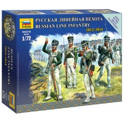 Wargames figurky 6808 - Russian Line Infantry (1:72)