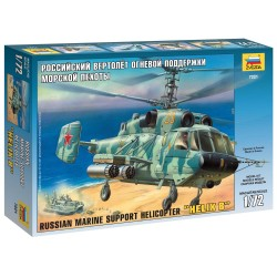 Model Kit vrtulník 7221 - KA-29 Helicopter (1:72)
