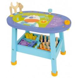 BoiKido Interaktívny stolík Malý konštruktér