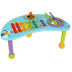 Boikido Hudobný hrací stolik