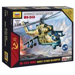 Wargames (HW) vrtulník 7403 - Mil-24 VP (1:144)