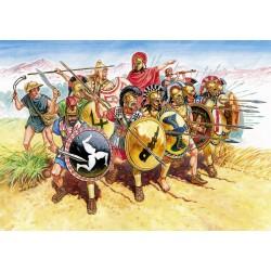 Wargames (AOB) figúrky 8005 - Greek Infantry V-IV BC (1:72)