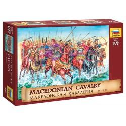 Wargames (AOB) figúrky 8007 - Macedonian Cavalry IV-II BC (1:72)