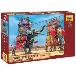 Wargames (AOB) figúrky 8011 - War Elephants III-II BC (1:72)