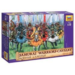 Wargames (AOB) figúrky 8025 - Samurai Warriors-Cavalry XVI-XVII AD (1:72)