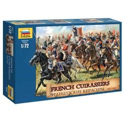 Wargames (AOB) figúrky 8037 - French Cuirassiers 1807-1815 (1:72)