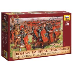 Wargames (AOB) figúrky 8043 - Roman Imperial Infantry I BC - II AD (1:72)