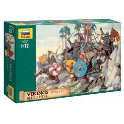 Wargames (AOB) figúrky 8046 - Vikings (1:72)