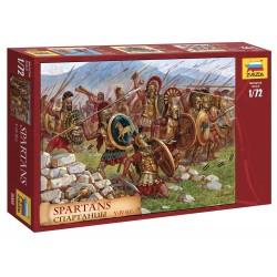 Wargames (AOB) figúrky 8068 - Spartiates (1:72)