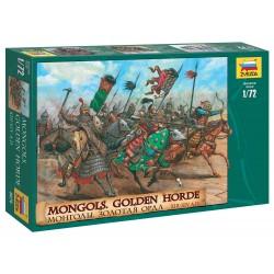 Wargames (AOB) figúrky 8076 - Mongols - Golden Horde (1:72)