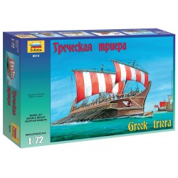 Model Kit loď 8514 - Greek Triera (1:72)