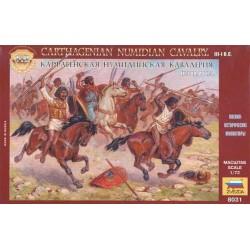 Wargames (AOB) figúrky 8031 - Carthagenian Numidian Cavalry (1:72)