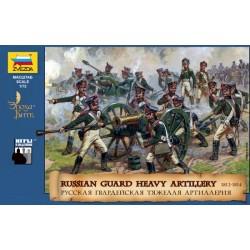Wargames (AOB) figúrky 8045 - Russian Guard Heavy Artillery (1:72)