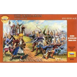 Wargames (AOB) figúrky 8050 - The Janizaries (1:72)