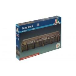 Model Kit budova 5612 - LONG DOCK (1:35)