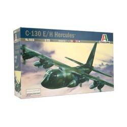 Model Kit letadlo 0015 - C-130 E/H HERCULES (1:72)