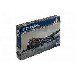 Model Kit letadlo 0127 - C-47 SKYTRAIN (1:72)