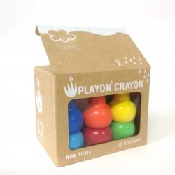 Playon Crayon pastelky - základne farby