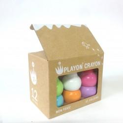 Playon Crayon pastelky- pastelové farby