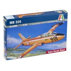Model Kit letadlo 1308 - MB 326 (1:72)