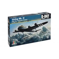 Model Kit letadlo 1350 - STIRLING MK.IV glidertug / par.transp. (1:72)