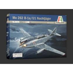 Model Kit letadlo 2679 - Me 262 B-1a/U1 Nachtjaeger (1:48)