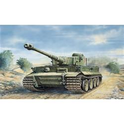 Model Kit military 0286 - TIGER I AUSF. E/H1 (1:35)