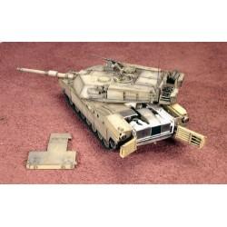 Model Kit tank 6438 - M1 A1 ABRAMS (1:35)