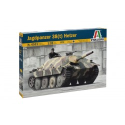 Model Kit tank 6531 - JAGDPANZER 38 (t) Hetzer (1:35)