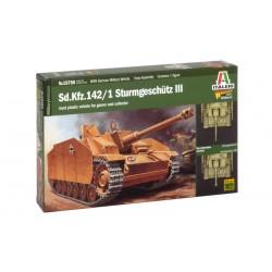 Wargames military 15756 - Sd.Kfz.142 / 1 STURMGESCHÜTZ III (1:56)