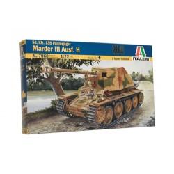 Model Kit military 7060 - Panzerjäger Marder III Ausf. H (1:72)