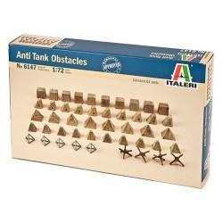 Model Kit doplňky 6147 - Anti tank obstacles (1:72)