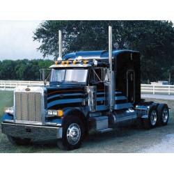 """Model Kit truck 3857 - CLASSIC PETERBILT 378 """"Long Hauler"""" (1:24)"""