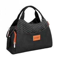 Badabulle taška Multipocket Black