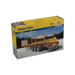 Model Kit návěs 3868 - TIMBER TRAILER (1:24)