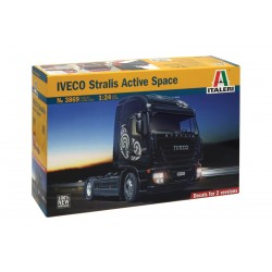 Model Kit truck 3869 - IVECO STRALIS Active Space (1:24)