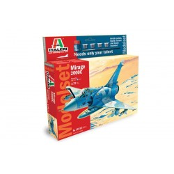 Model Set letadlo 71012 - MIRAGE 2000C (1:72)