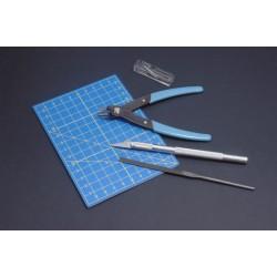 Plastic modelling tool set 50815 - sada nářadí