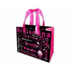Darčeková papierová taštička Briliantina - malá