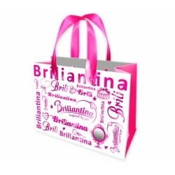 Darčeková papierová taštička Briliantina - veľká